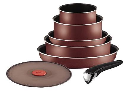 Tefal L2099402 Ingenio 5 Essential - Juego de sartenes y ...
