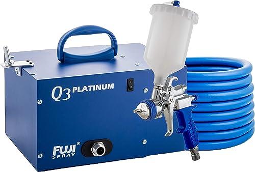 Fuji 2893-T75G Q3 PLATINUM – T75G Quiet HVLP Spray System