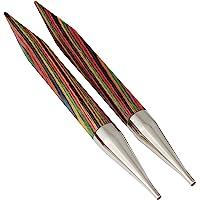 KnitPro 15 mm Symfonie Interchangeable Normal Circular Needles, Multi-Color