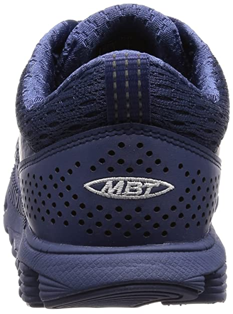 Speed 18 W Lace Up Indigo Blue MBT Running Chaussures pour