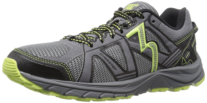 361 Women's Overstep Trail Runner B01BK8HYBI 11.5 B(M) US|Castlerock/Green