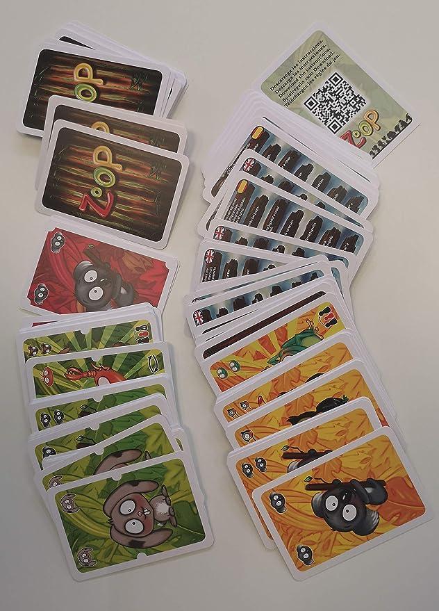 Games 4 Gamers ZOOP, Multicolor (8436566030007-0): Amazon.es: Juguetes y juegos