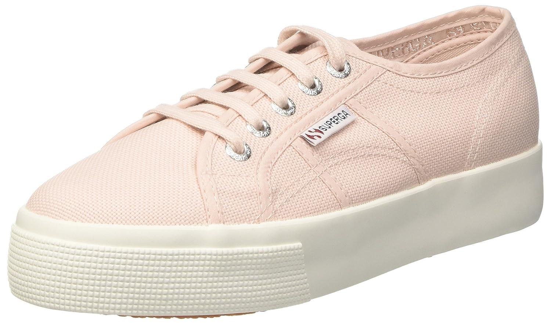Superga 2730-Cotu, Zapatillas para Mujer 36 EU|Rosa (Pink Skin W6y)