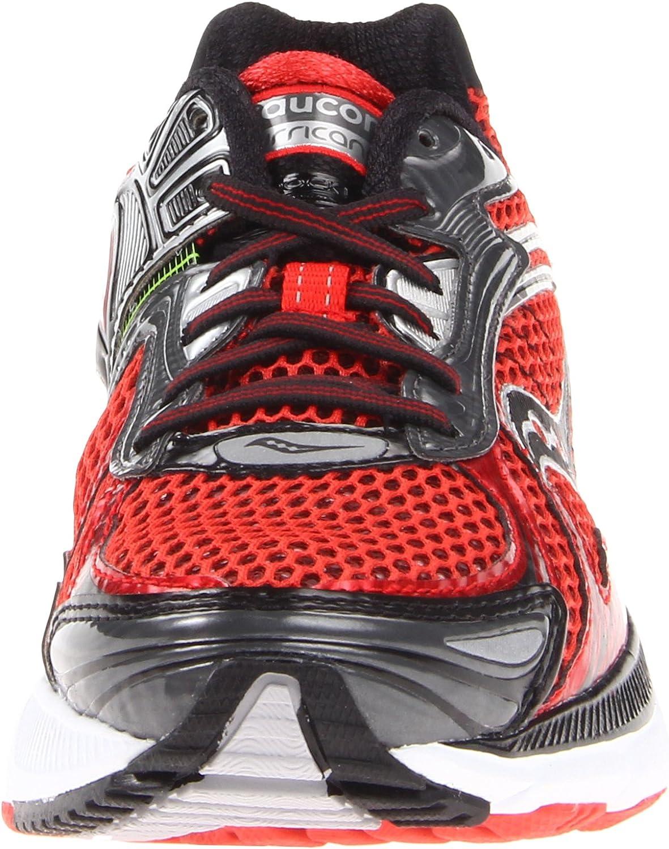 Saucony - Hurricane 14 Zapatilla de Deporte, Talla 42,5: Amazon.es: Zapatos y complementos