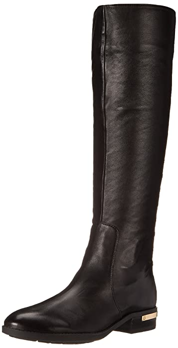 022850f3020 Amazon.com | Vince Camuto Women's Parshell Motorcycle Boot | Knee-High