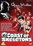 Edgar Wallace Presents: Coast of Skeletons [DVD]