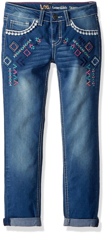 Lee Girls Big Girls Fashion Skinny Crop Jean L818JN17