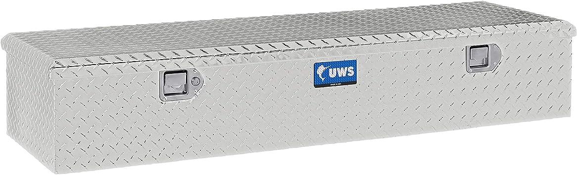 UWS EC20081 58-Inch Aluminum 5th Wheel Truck Bed Tool Box