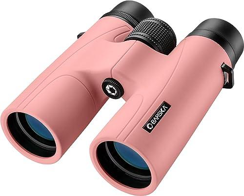 BARSKA Crush Series 10x42mm Shockproof Colorful Binoculars