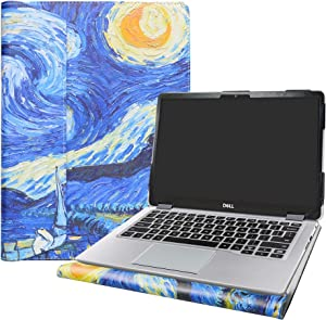 "Alapmk Protective Case Cover for 15.6"" Dell Inspiron 15 2-in-1 5582 5591 / inspiron 15 5584 5593 5594 Series Laptop[Warning:Not fit inspiron 15 5590 5585 5580 5570 5575 5567 5555],Starry Night"