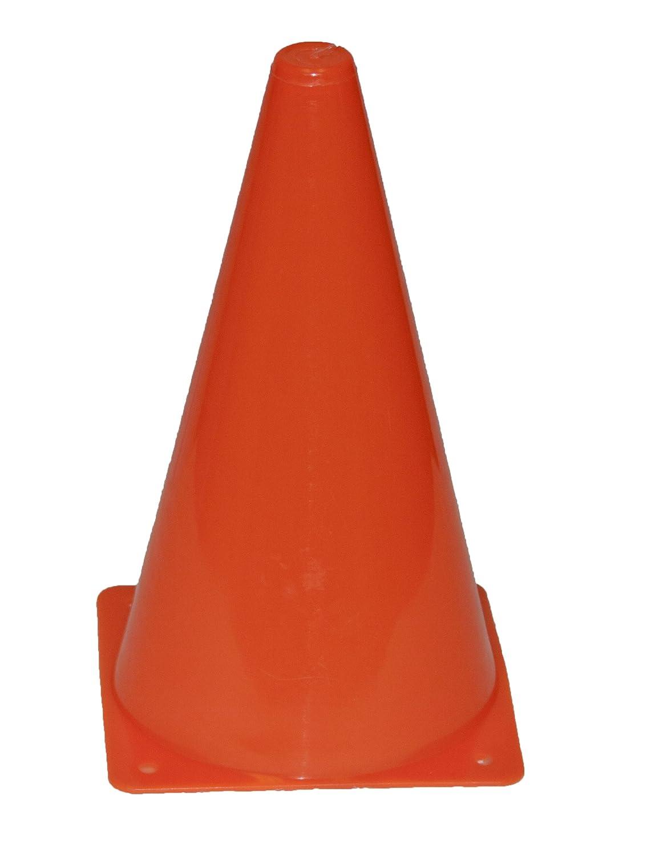 J Fit Agility Sports Cone Marker in Arancione (6in.) JFit 10-0906