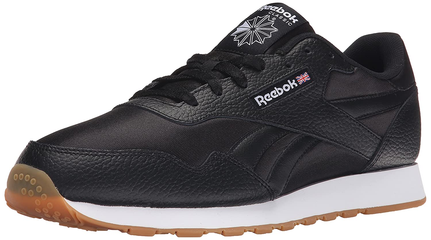 a3a32578 Reebok Men's Royal Nylon Gum Classic Shoe