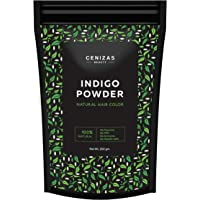 Cenizas Indigo Powder For Hair & Beard Dye - (250 Grams)