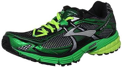 450311662aad7 Brooks Mens Ravenna 4 AndnToucan Nghtlfe Silver Black Running Shoes US 11