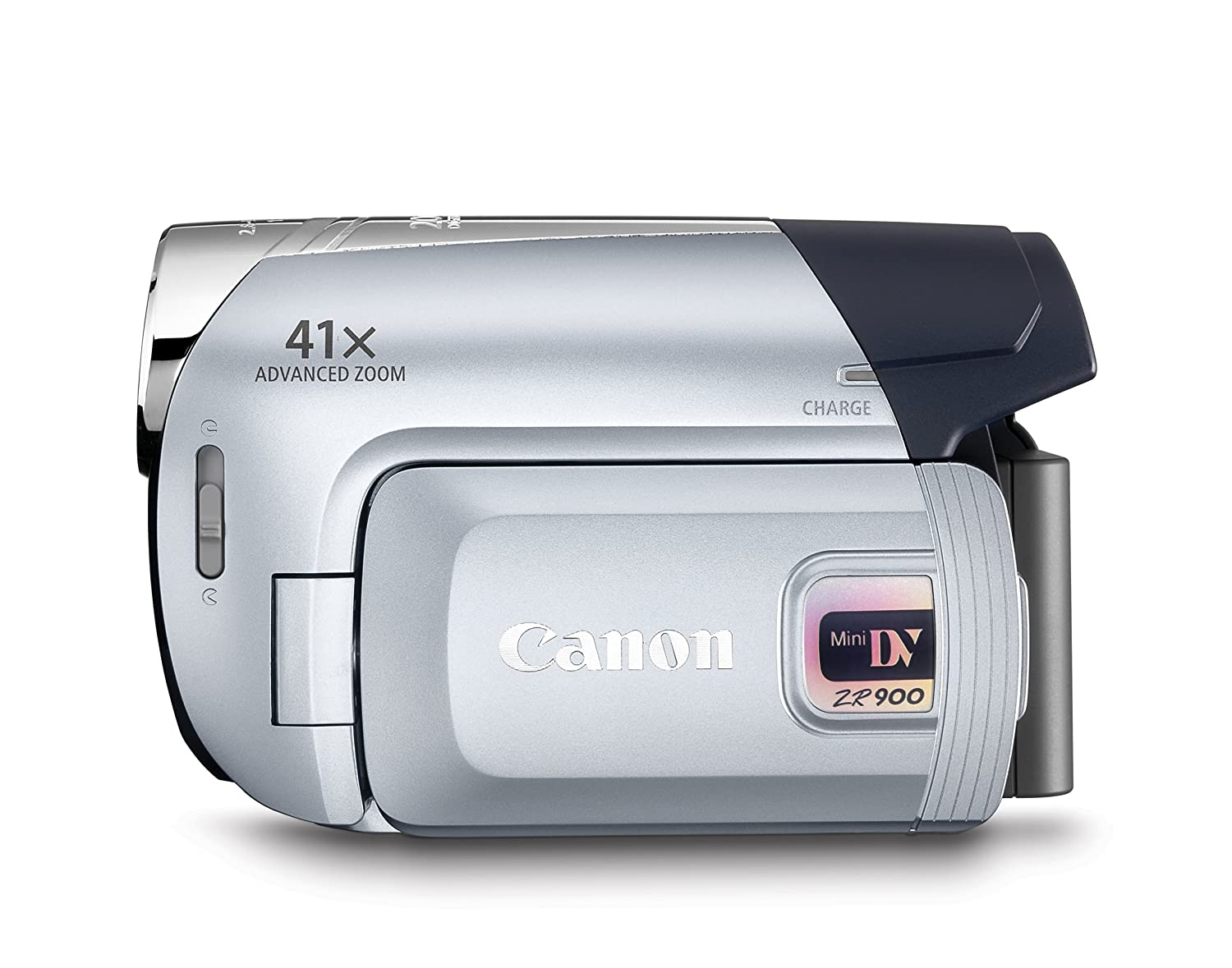 Amazon.com : Canon ZR900 MiniDV Camcorder with 37x Optical Zoom  (Discontinued by Manufacturer) : Camera & Photo