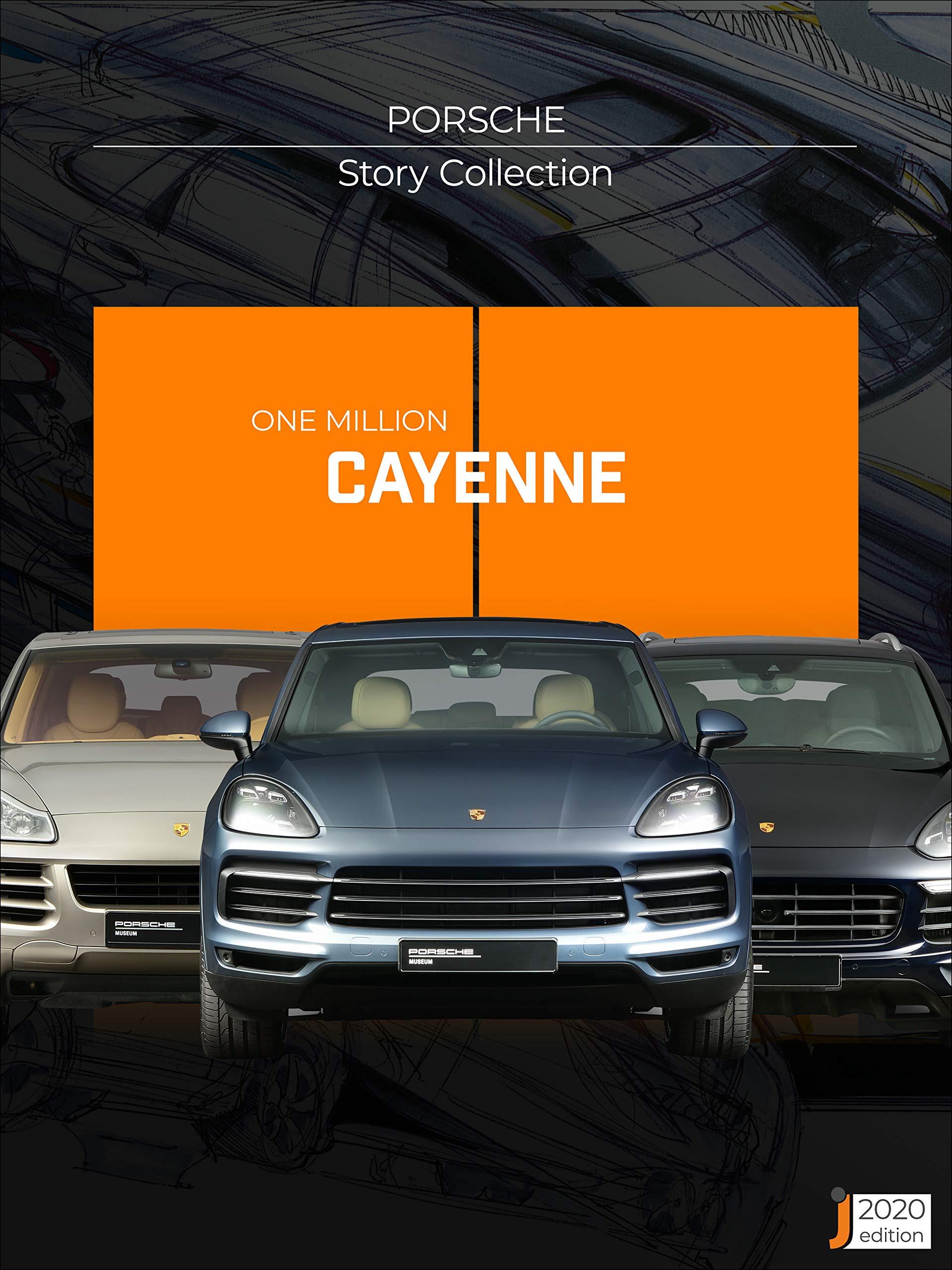 One Million Cayenne   Porsche Story Collection on Amazon Prime Video UK