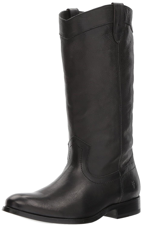 FRYE Women's Melissa Pull on Fashion Boot B06WV6R4F5 9 B(M) US|Black