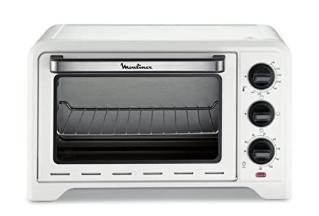 Moulinex Optimo OX441110 - Horno, 19 L, color blanco: Amazon.es: Hogar