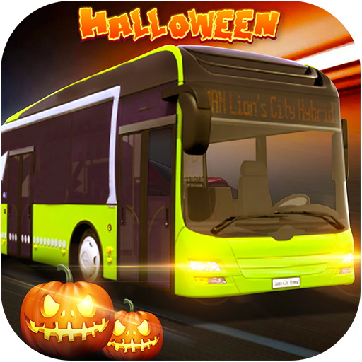 Halloween Scary Girls Party Bus Driver (Halloween City Party City)