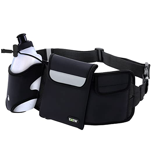 132 opinioni per EOTW Marsupio Sportivo Running Cintura con Borraccia Tasca Uomo Donna