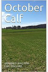 October Calf Kindle Edition