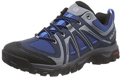Chaussures Salomon Evasion noires homme 944VtrcPL