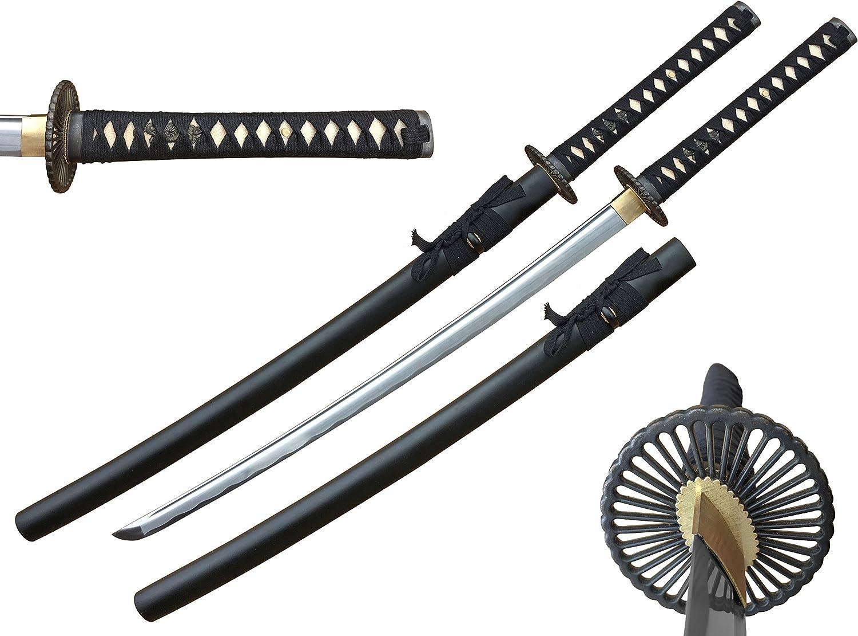 """31/"""" Black Scabbard sheath saya for katana iaido Japanese Martial arts Iaito"""