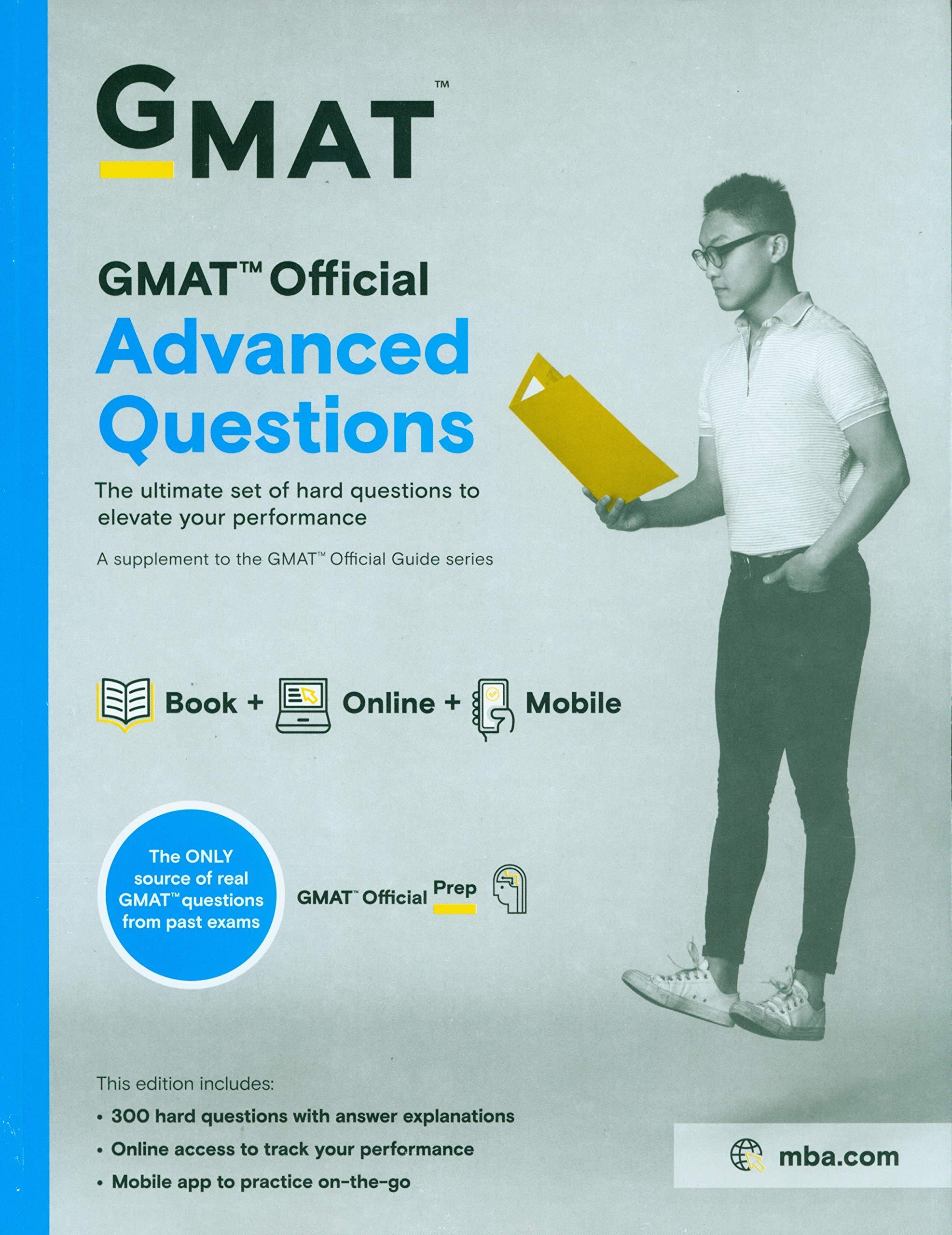 GMAT Official Advanced Questions