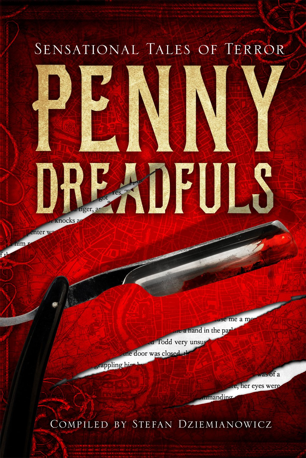 Penny Dreadfuls: Sensational Tales of Terror (Barnes & Noble Leatherbound Classic Collection) ebook