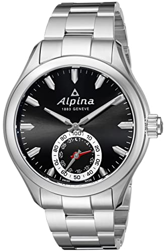 Alpina Reloj de caballero AL-285BS5AQ6B
