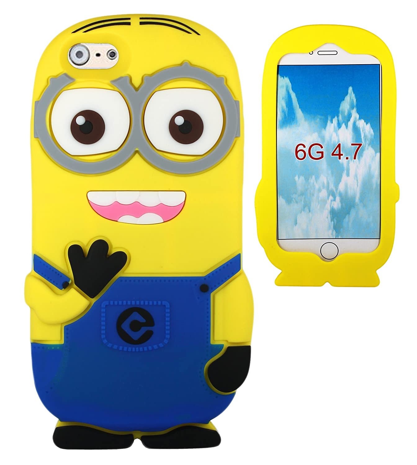 custodia iphone 6s minions