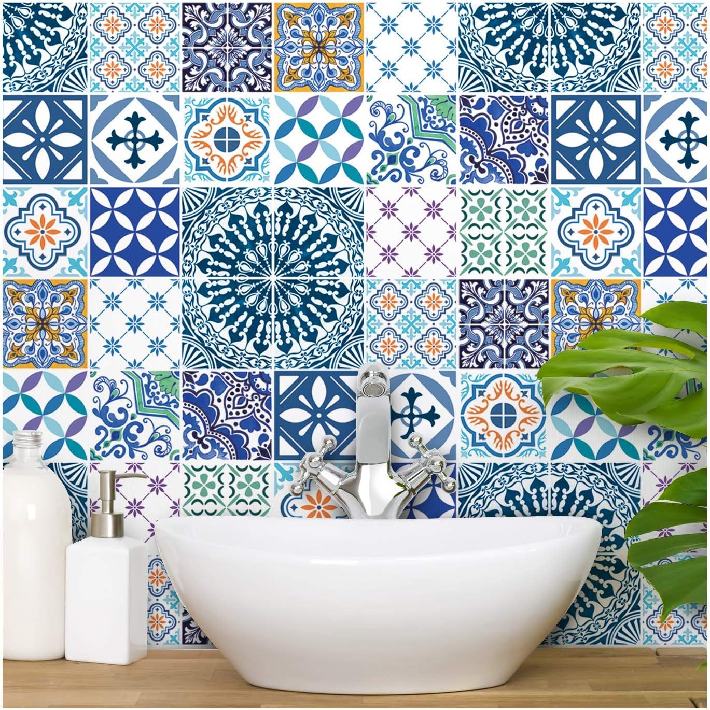 [FANTASTIX] Tile Decals GS-701 European Blue, 11