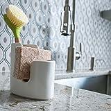 Scarlettwares Ceramic Sponge Holder Kitchen Caddy