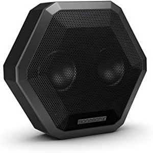 Boombotix - Boombot PRO Bluetooth Speaker, Taking Music to The Next Level, Pitch Black