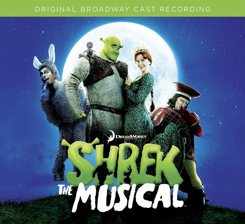 Original Broadway Cast Recording - Shrek: The Musical - Amazon.com Music