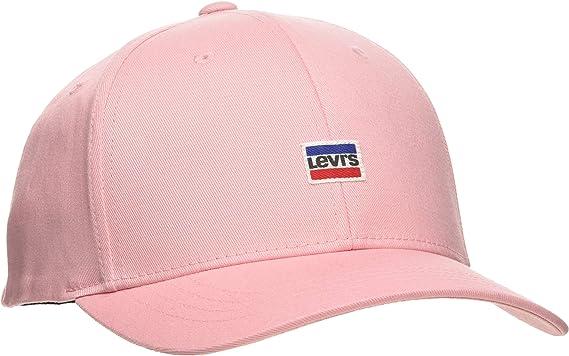 Levis Mini Sportwear Logo Flexfit Gorra para Hombre: Amazon.es ...