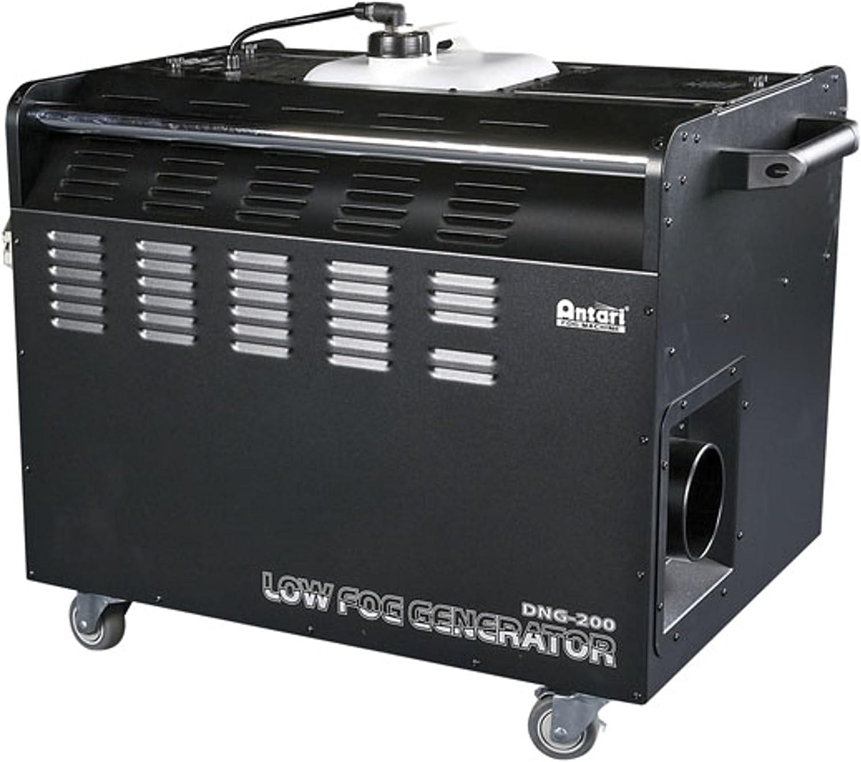 DNG-200 Máquina de humo de piso, DMX