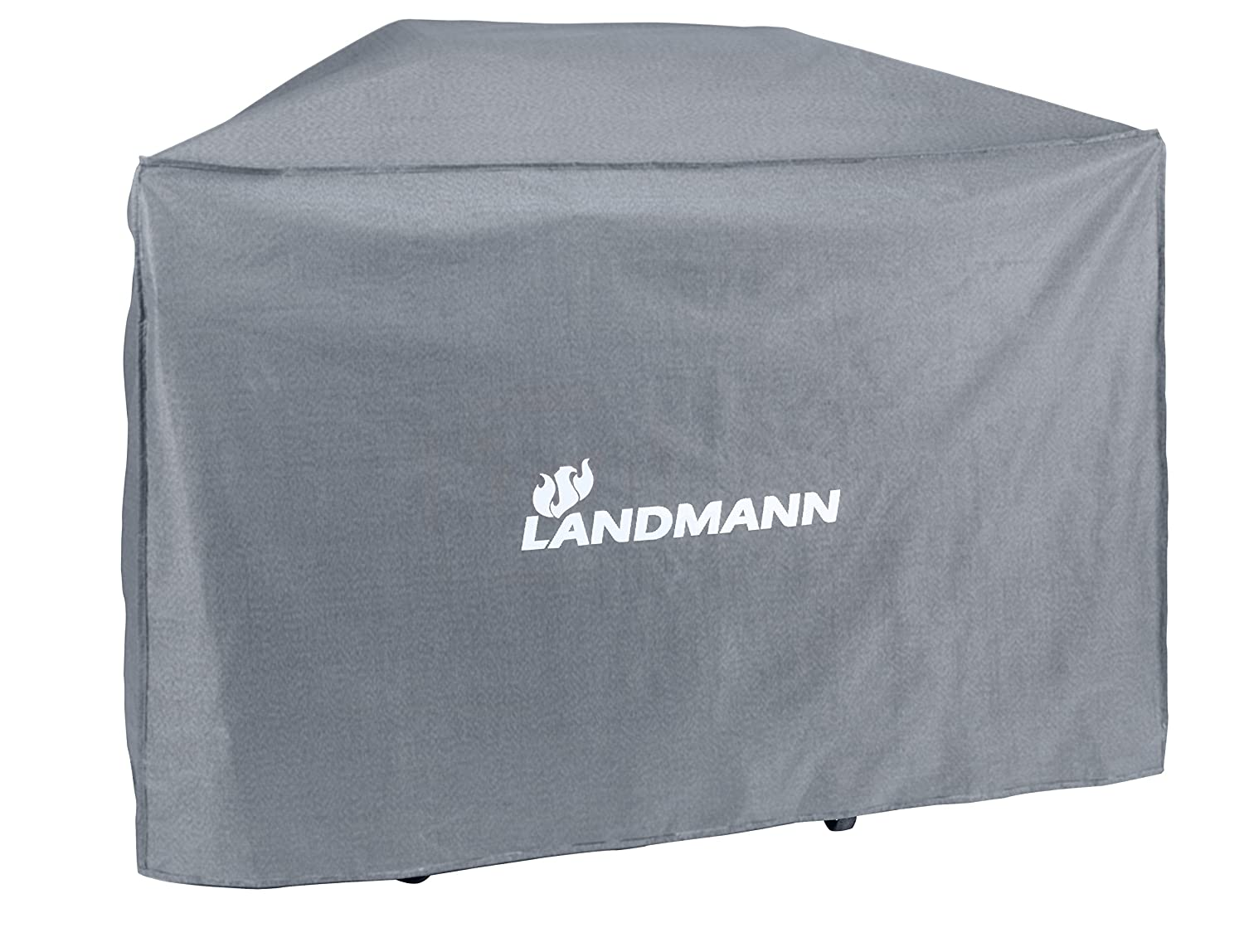 Landmann 15707 60 x 145 x 120 cm Premium Barbecue Cover - Grey