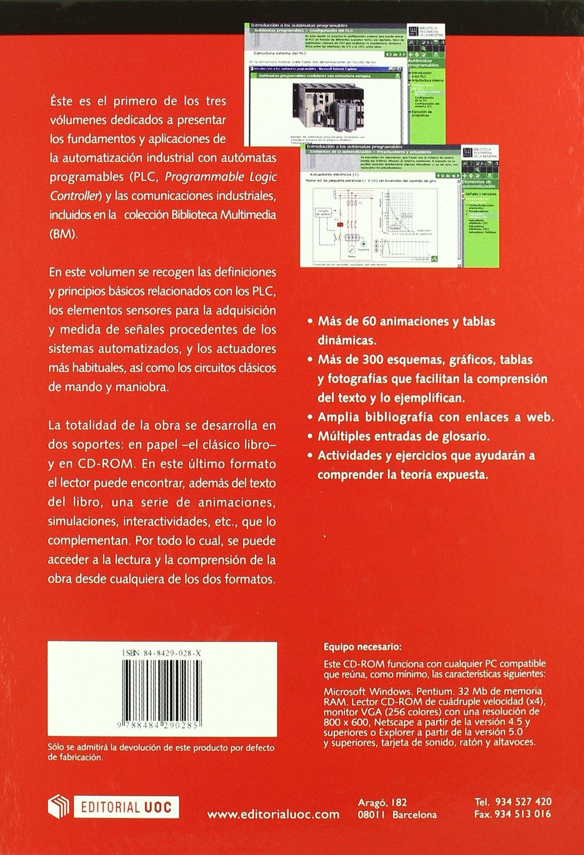 Introducción a los autómatas programables: Antoni Grau ...