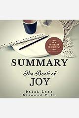Summary: The Book of Joy by the Dalai Lama & Desmond Tutu Audible Audiobook