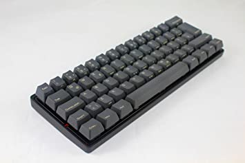 a04dc8eacad Vortex KBC poker 3 - Ultra Compact Mechanical Keyboard - Without Backlight  PBT Caps - Cherry