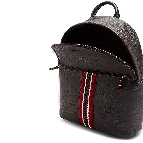 99ea2dee08 Ted Baker Heriot Backpack chocolate  Amazon.co.uk  Clothing