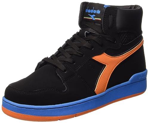 Diadora Zapatillas Abotinadas Basket 80 N Negro EU 43 (9 UK)