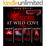 A Wild Cove Mystery series Vol 1-5 (Complete Box Set Collection)
