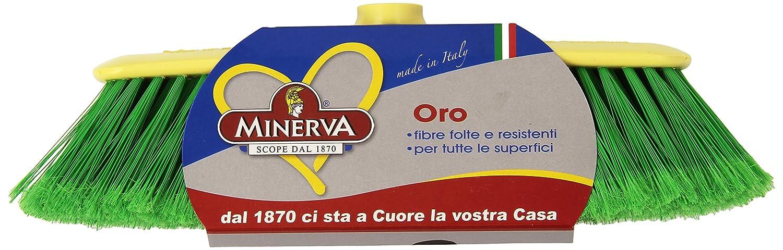 Minerva - Scopa, Fibre Folte e Resistenti, Per tutte le Superfici Rosaenzo e figli Rosaenzo_22