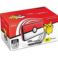 New Nintendo 2DS XL Console Pokeball Edition