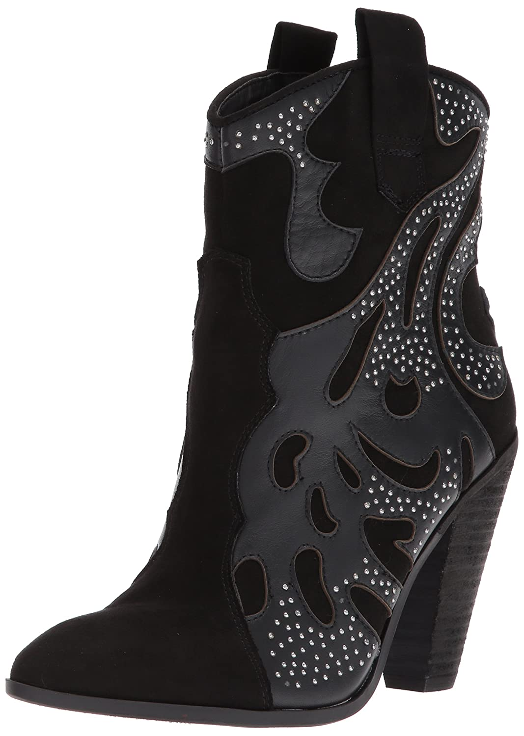 Carlos by Carlos Santana Women's Sterling Fashion Boot B06XHVXHWR 11 M M US|Black