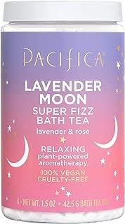 product image for Pacifica Lavender Moon & Rose Super Fizz Bath Tea - 1.5oz