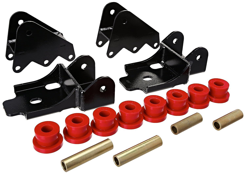 Pro Comp 72098B Traction Bar Mount Kit for Dodge Ram 2500/3500 03-09 Pro Comp Suspension