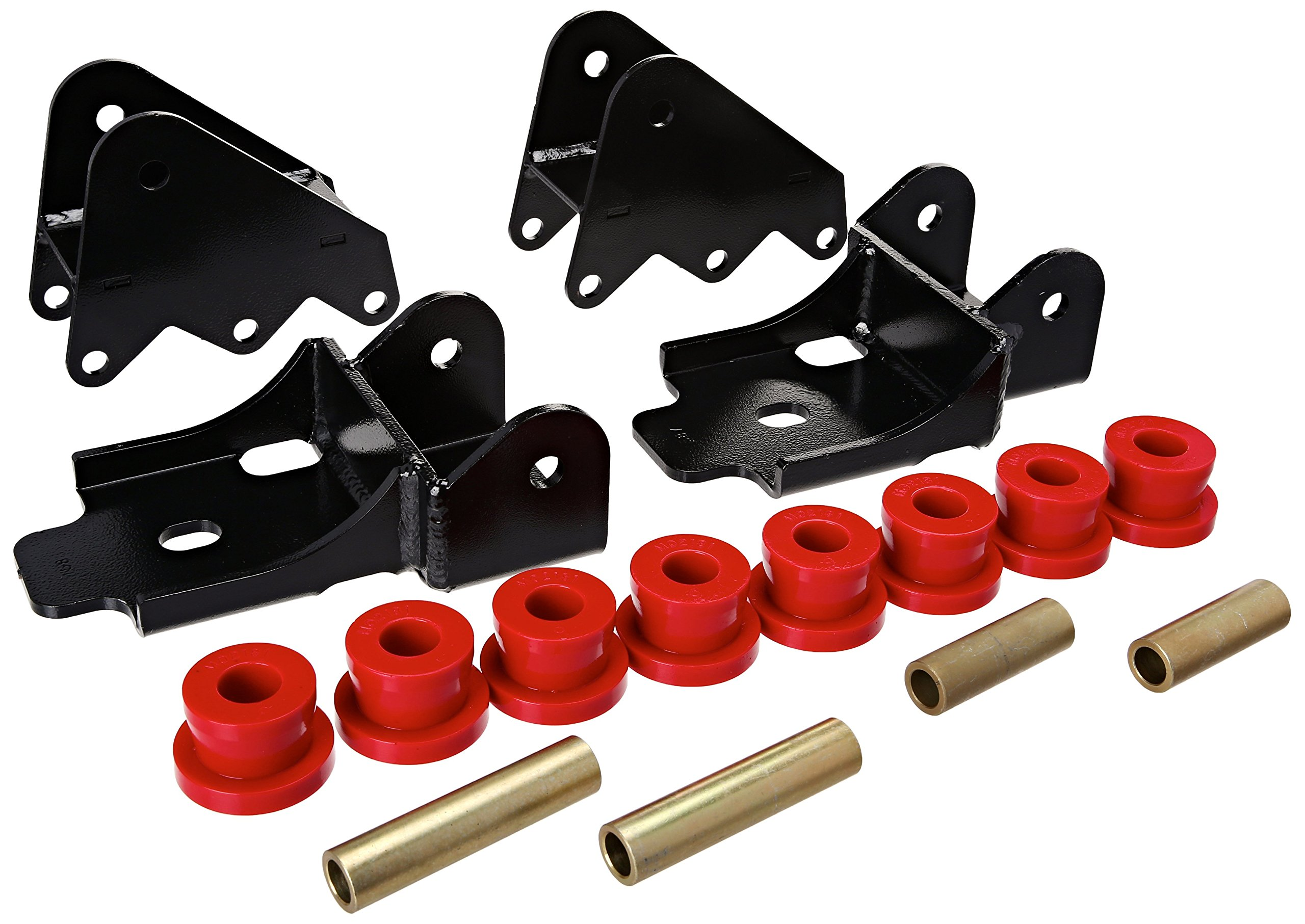 Pro Comp 72098B Traction Bar Mount Kit for Dodge Ram 2500/3500 03-09 by Pro Comp
